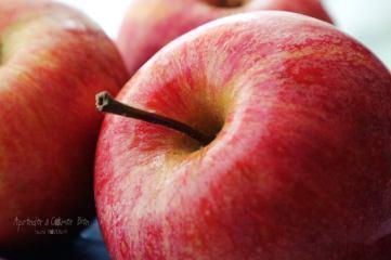 """Manzana """"especial desayuno"""" fuente de glucosa,acompañada de fibra y otros nutrientes..."""