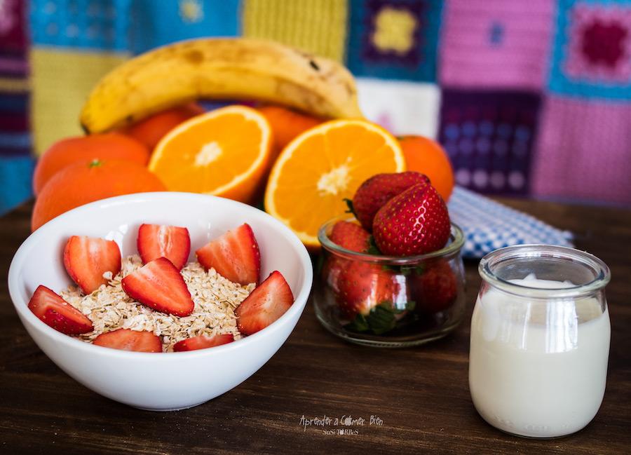 La avena…está de moda y viene con receta saludable para tu desayuno